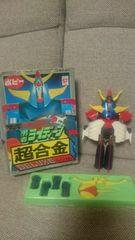 貴重!当時モノ DX超合金 勇者ライディーン 2期版ポピー 日本製 �A 送込