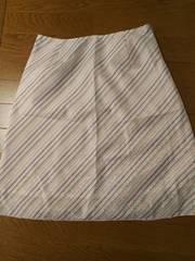 W70/サラッと爽やかスカート