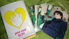 GLAY☆トレイティングカード