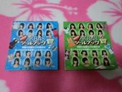 AKB48 シールブック チームB チームK