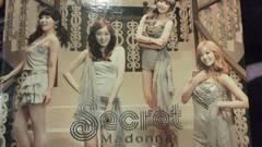 激安!超レア!☆Secret/Madonna☆初回限定盤/CD+DVD