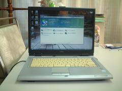 すぐ使える FMV-NF40X Vista マルチ 無線  Office2007入
