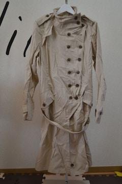 新品 シェアスピリット 薄手ロングコート ジャケット