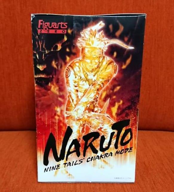 NARUTO★フィギアーツ・うずまきナルト・九尾チャクラモードー・ < アニメ/コミック/キャラクターの