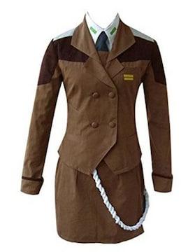 魔法少女リリカルなのは-機動六科女子制服 コスプレ衣装