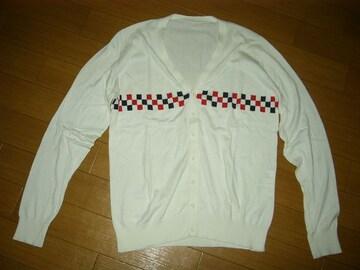 uniform experiment薄手コットンカーディガン3白SOPHNET.