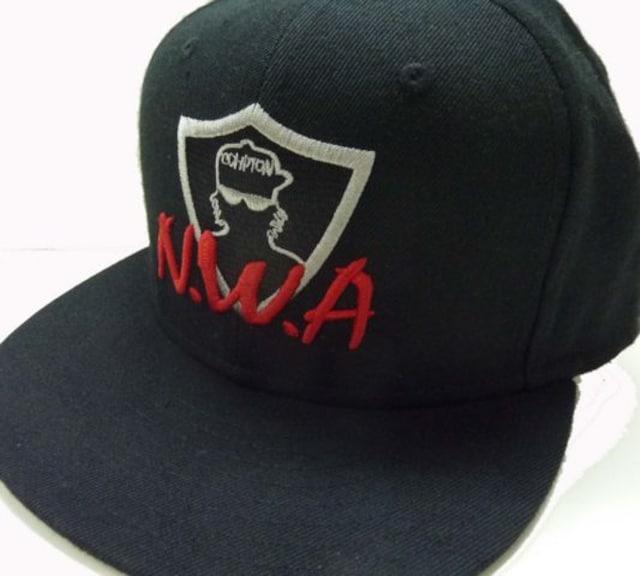 90sOG NWAギャングオールドスクールラップコムプトンBBOY新品イージーE ドレーCUBE < ブランドの