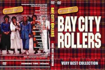 BAY CITY ROLLERS BEST ベイシティローラーズ 決定版!