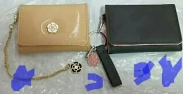 クレイサス CLATHAS 三つ折り財布 2種類セット 新品 未開封