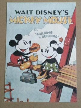 ミッキー&ミニー★ポストカード