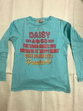 薄手長袖Tシャツ150cm DAISY LOVERS
