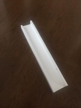 IKEA☆RIBBAウォールシェルフ☆55cm☆ホワイト☆新品