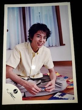 嵐 松本潤 Jr.時代 公式写真