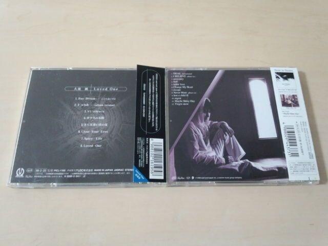 大滝純 (GISHO) CD2枚セット★「Show must go on」「Loved One」 < タレントグッズの