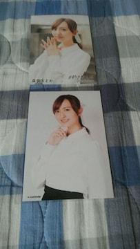 AKB48 #好きなんだ 森保まどか特典写真セット
