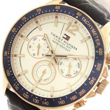 トミーヒルフィガー 腕時計 メンズ 1791118 クォーツ