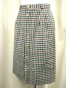 【KEITH】チェックのスカートです