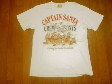CAPTAIN SANTA ★キャプテンサンタ★T★白★М
