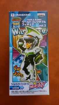 TIGER&BUNNY ワールドコレクタブル フィギュア voI.3 TB 017 ワイルドタイガー