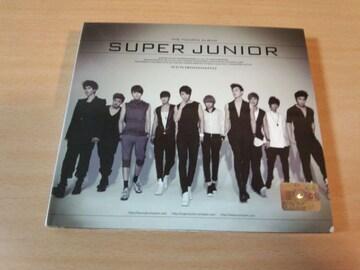SUPER JUNIOR CD「4集BONAMANA」韓国K-POP●