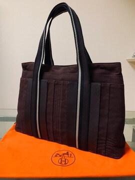◆正規品◆ 美品 ◆ エルメス HERMES トロカホリゾンタル バッグ