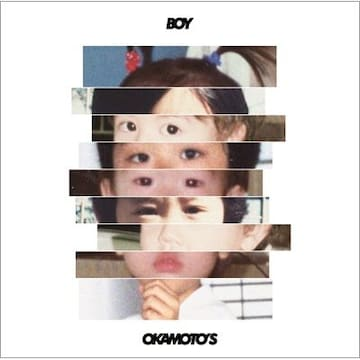 即決 OKAMOTO'S BOY 初回生産限定盤 DVD付 新品未開封