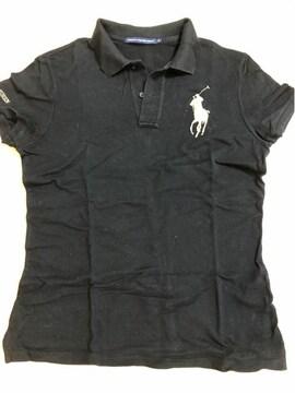 ラルフローレンゴルフポロシャツ BLACK