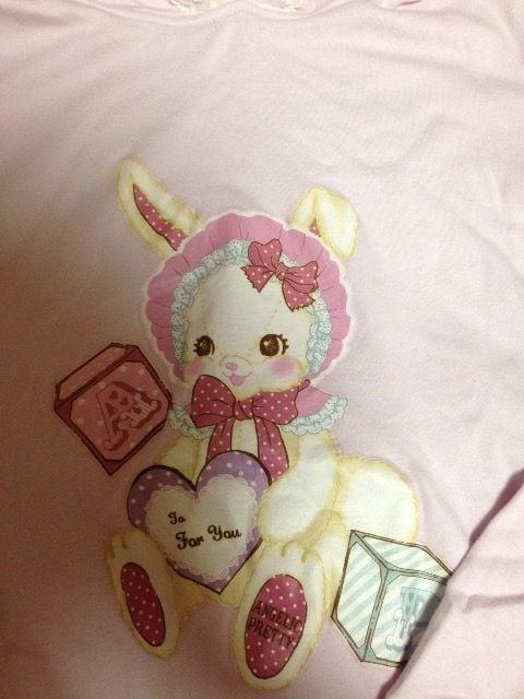Angelic Pretty☆FancyBoxうさちゃんパーカー☆トレーナー < ブランドの