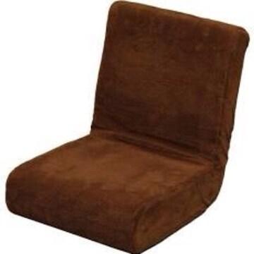 アイリスオーヤマ 座椅子 & 枕 2way ふわふわ フロアチェア コ