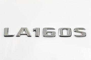 ベンツ風 ダイハツムーヴ型式エンブレム LA150S LA160S