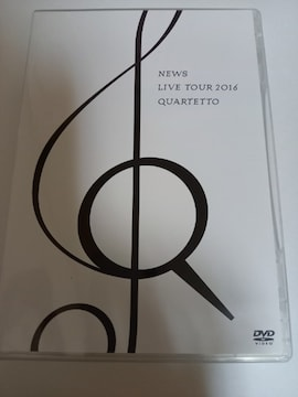 NEWS☆QUARTETTO DVD