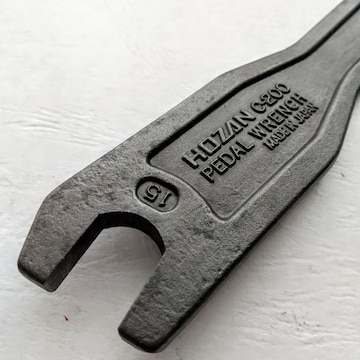HOZAN ペダルレンチ C200 MADE IN JAPAN ホーザン pedalwrench