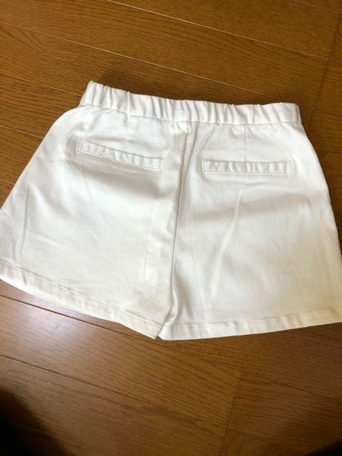 リゼクシー☆ホワイトショートパンツ < ブランドの