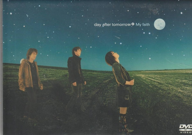 day after tomorrow MY faith  < タレントグッズの