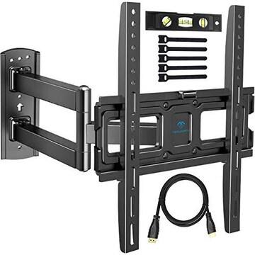 PERLESMITH テレビ壁掛け金具 26-55インチ対応 耐荷重35kg LCD