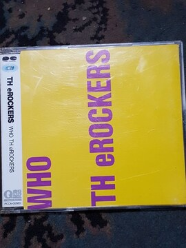 TH eROCKERS(ロッカーズ.陣内孝則) WHO TH eROCKERS