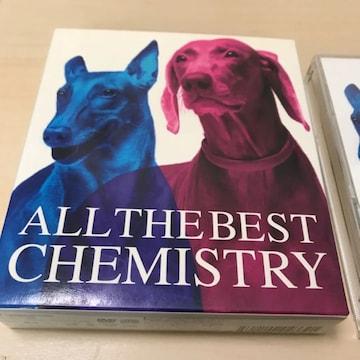 CHEMISTRY/ALL THE BEST【限定盤】CD+DVD