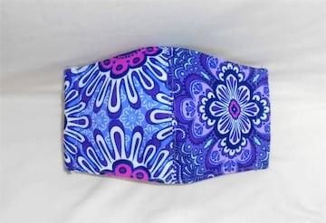 即決◆VERA BRADLEY【Lilac Tapestry】◆ファッションマスク