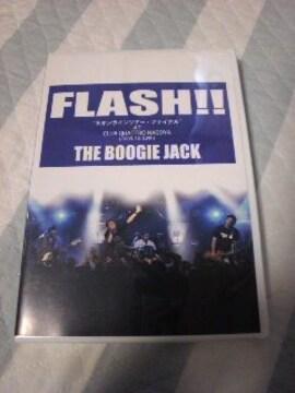 THE BOOGIE JACK(ブギージャック)DVD,FLASH!!