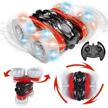 リモコンカー 電動ラジコンカー スタントカー 360度回転