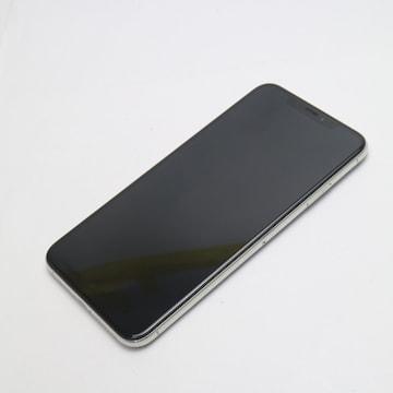 ●美品●au iPhoneXS MAX 64GB シルバー●本体 白ロム●