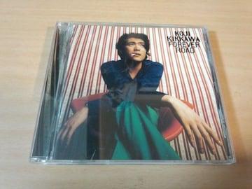 吉川晃司CD「フォーエヴァー・ロード FOREVER ROAD」●