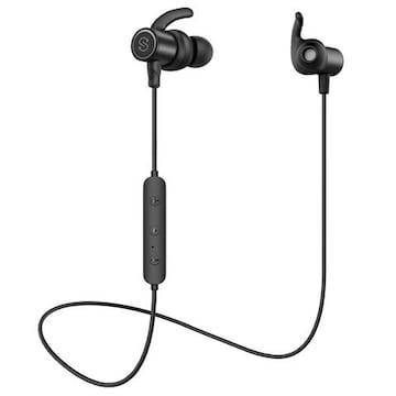 Bluetooth イヤホン防水進化版 IPX6対応ブラック