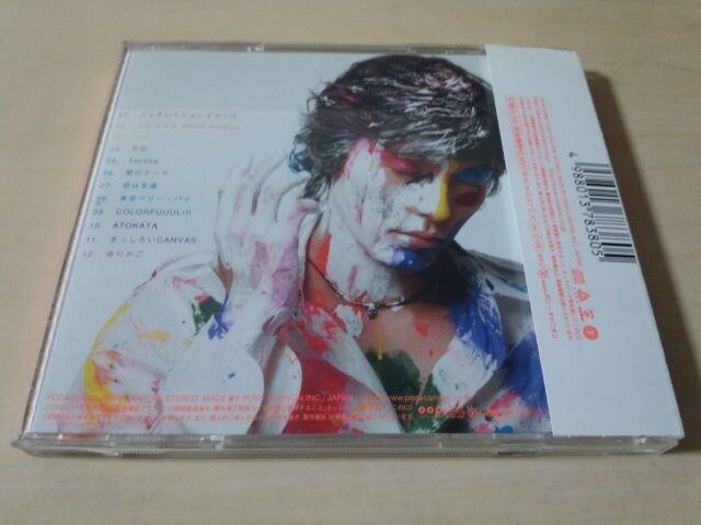 藤木直人CD「COLORMAN」● < タレントグッズの