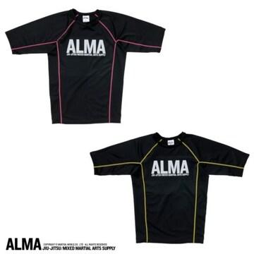 ALMA アルマ 格闘技 柔術 ラッシュガード BONE ALR5