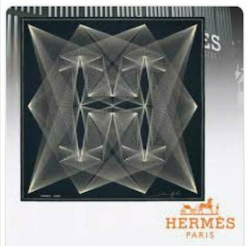 HERMESエルメス/新品未使用 タグ付き スカーフ 2019 シルク 140