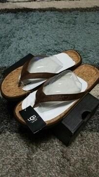 UGG サンダル M BENNISON �U サイズ27センチ 新品  正規品