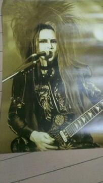 X JAPAN hide ポスター 1993 東京ドーム公演