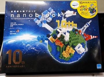 新品ナノブロック10周年記念プレミアム