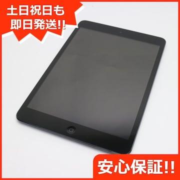 ●美品●iPad mini Wi-Fi16GB ブラック●